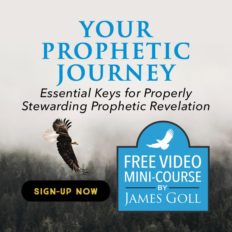 Your Prophetic Journey free video mini-course